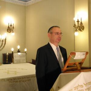 Obraćanje rabina o PARAŠAT AAZINU – ŠABAT ŠUVA 5781