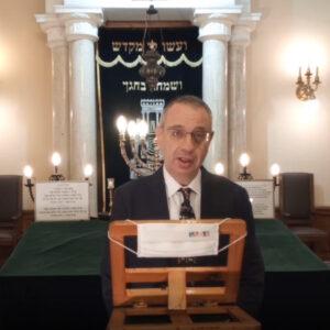 Obraćanje rabina o SUKOT 5781