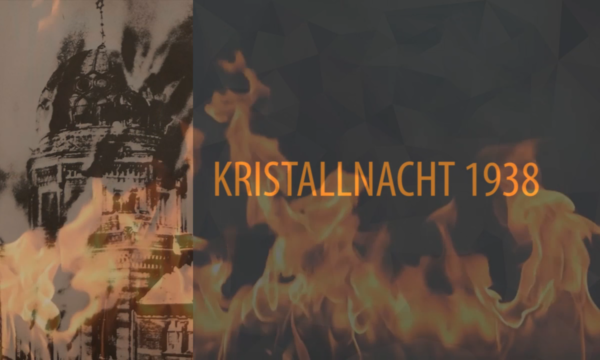 KRISTALLNACHT (1938) 5781